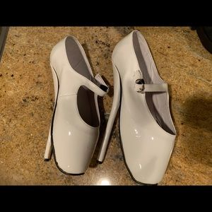 New Ballet Fetish Heels Size 15